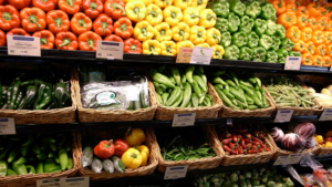 Food Price Changes (August 2015-2016)