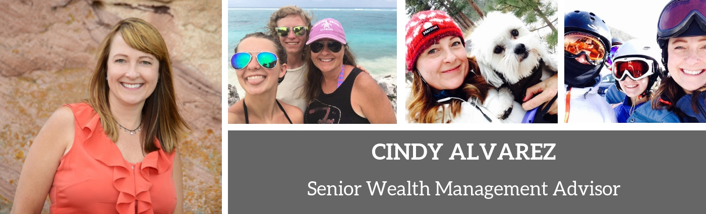 Cindy Alvarez - Wealth Management Advisor