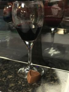Chocolate, Wine Pairings and a Plan for the Unexpected