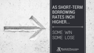 , Short-term borrowing rates inch higher