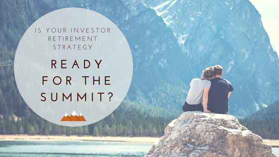 , Is your investor retirement strategy ready for the summit?