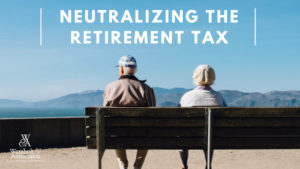 , Neutralizing the retirement tax