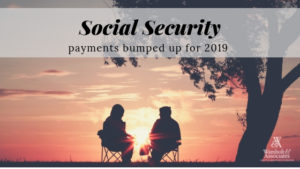 , Social security payments bumped up for 2019; long-term view less healthy