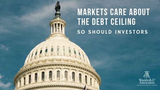 , Markets care about the debt ceiling, so should investors
