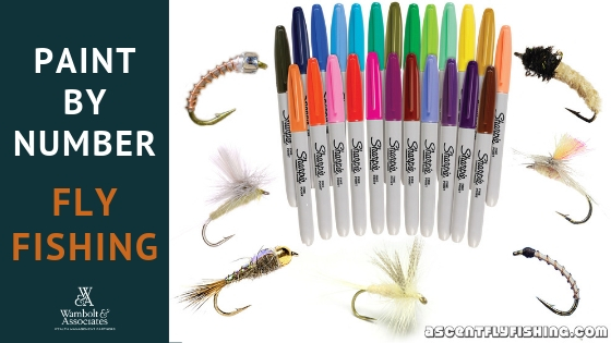 , Paint by Number Fly Fishing