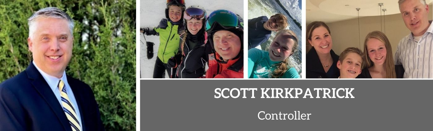 Scott Kirkpatrick - Controller